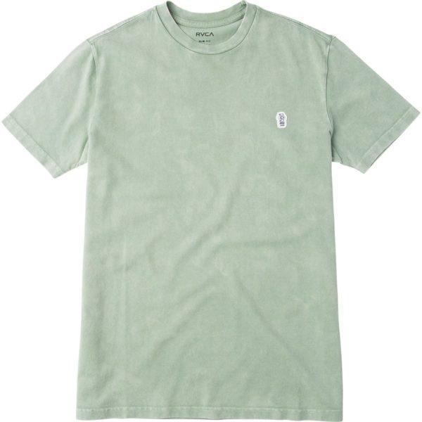 RVCA_Stress_T-shirt_ferfi_green_haze