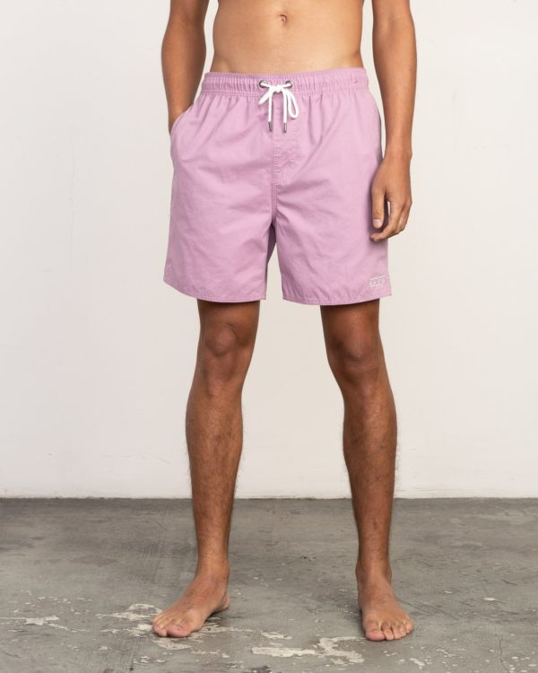 GERRARD-ELASTIC-SHORt-lavender-front