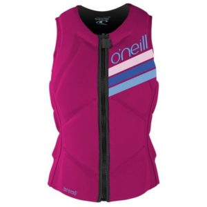 Youth_slasher_Comp_Vest_berry/berry