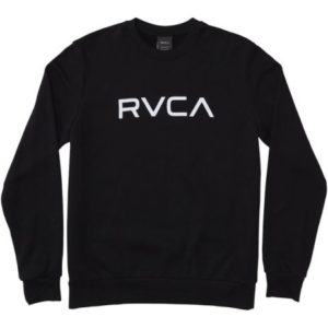 Big_RVCA_crew_black_ferfi_pulover