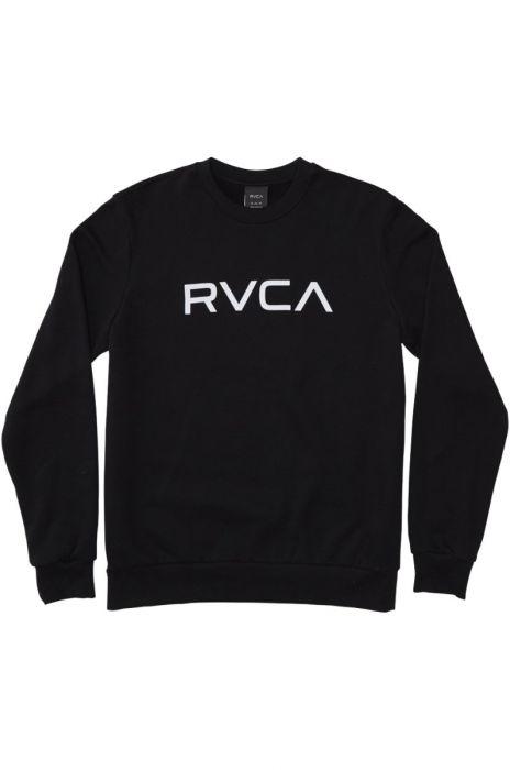Big_RVCA_crew_black_ferfi_pulover