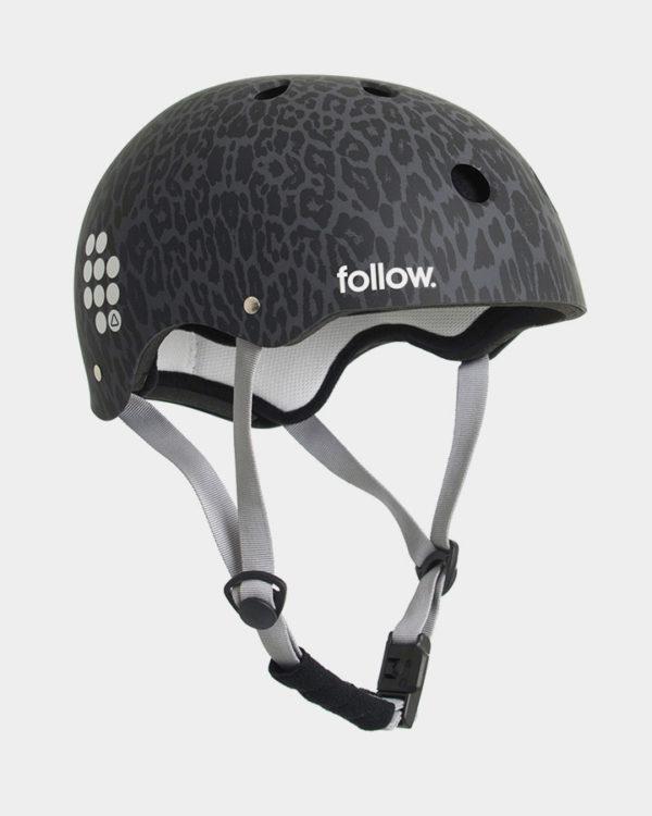 Pro Helmet Leopard