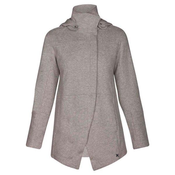 hurley winchester fleece zip