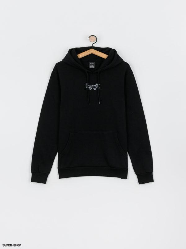 1207027 rvca rvca bjj hd hoodie black w1920w
