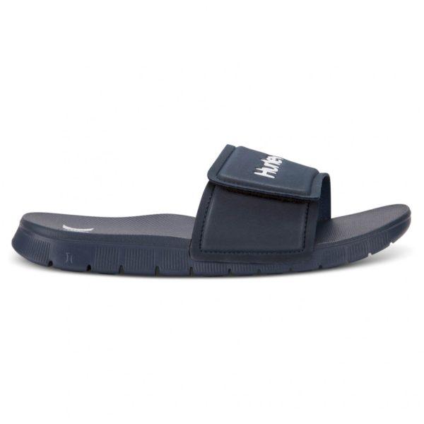 hurley fusion 20 slide sandals detail 2