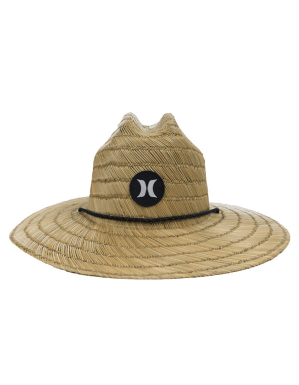 hurley weekender lifeguard cappello in paglia