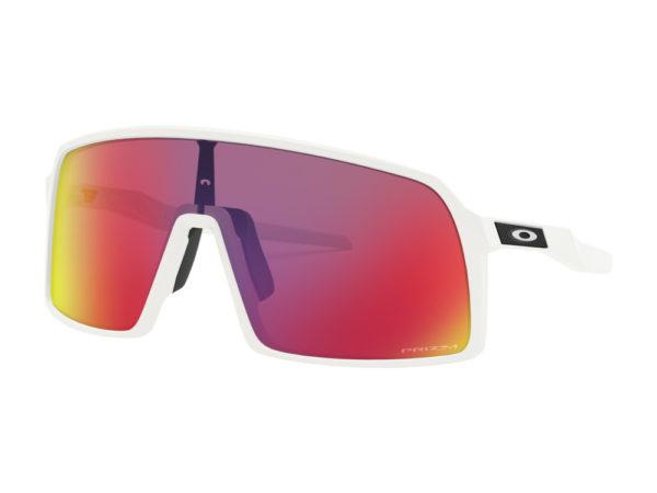 oakley sunglasses sutro matte white prizm road oo9406 0637
