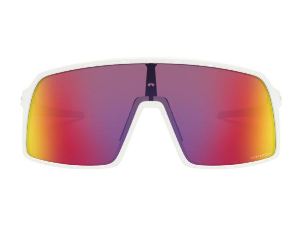 oakley sunglasses sutro matte white prizm road oo9406 0637 2
