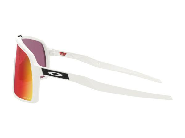 oakley sunglasses sutro matte white prizm road oo9406 0637 3