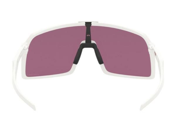 oakley sunglasses sutro matte white prizm road oo9406 0637 4