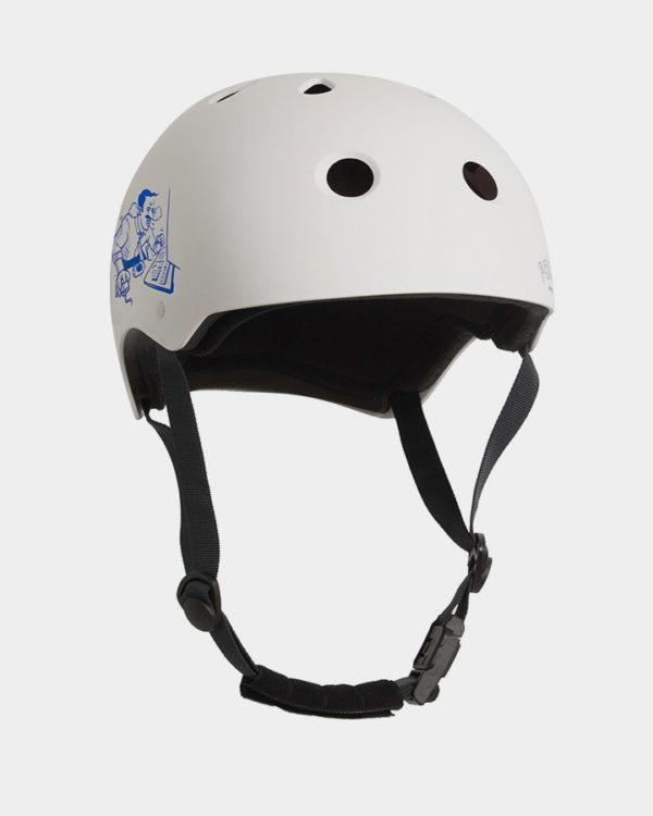 Pro Helmet White